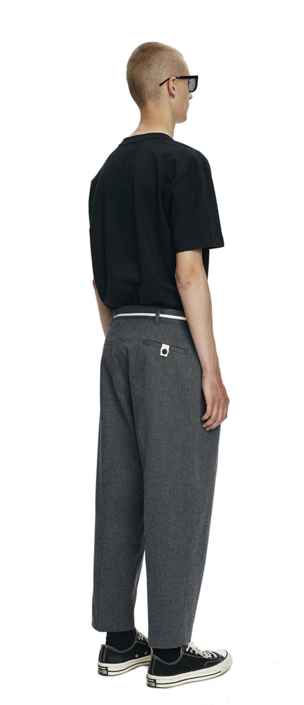 "ATTIRE TROUSERS ""Charcoal"""