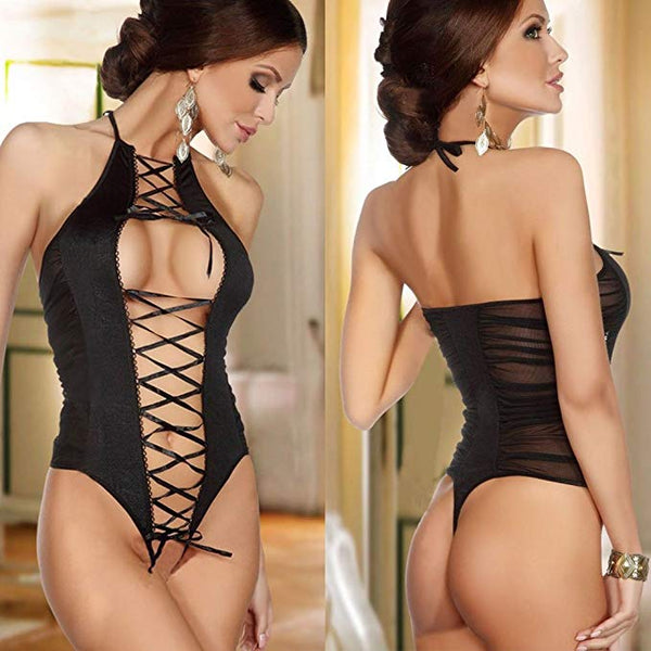 Intimate Black Bodysuits