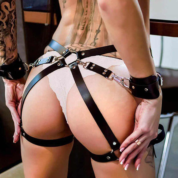 Sexy Punk Belt Harness