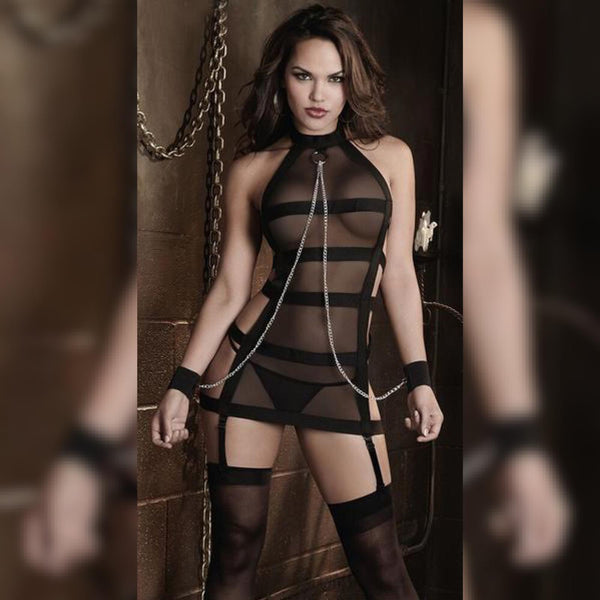 Shackle Intimate Lingerie Set