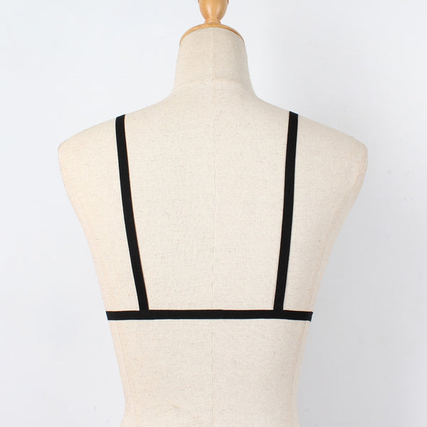 Full Chest Harness Bra
