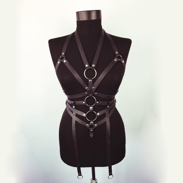 Gothic Belts Sexy Harness