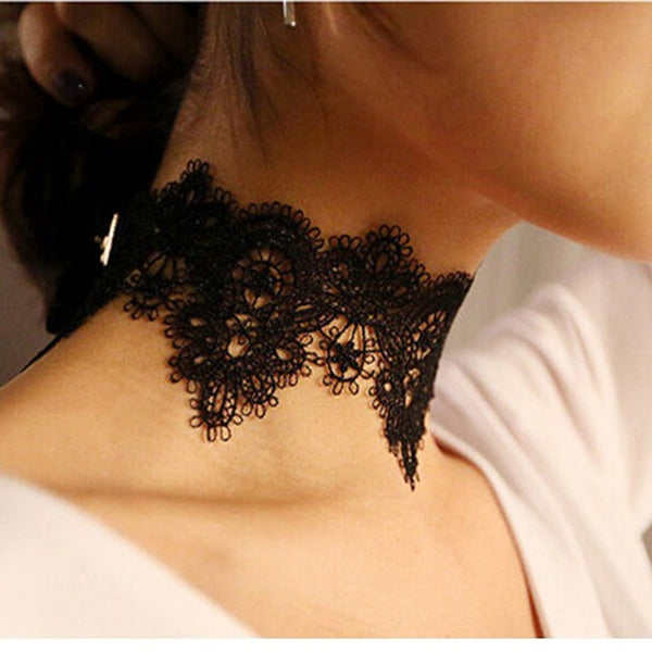 Lace Love Choker
