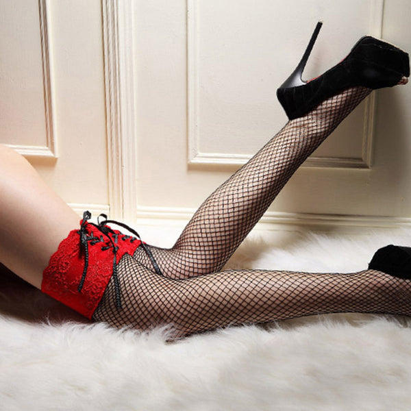 Jessica Lace Stockings