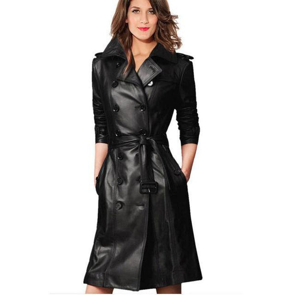Fashion Style Trench Coat
