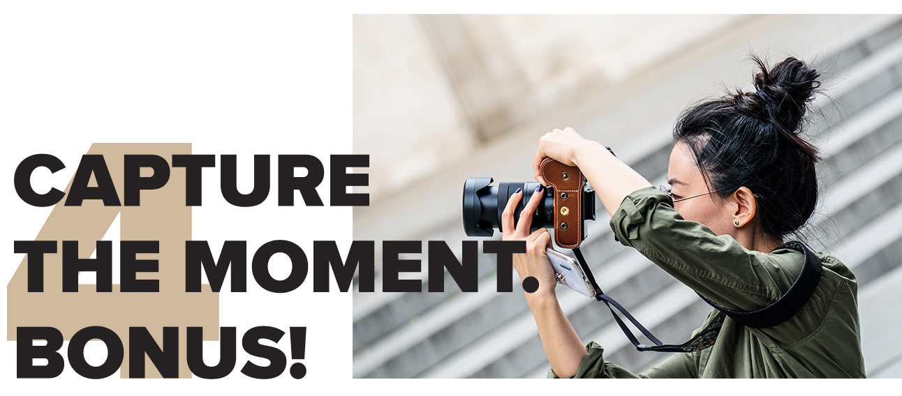Capture the moment - Bonus