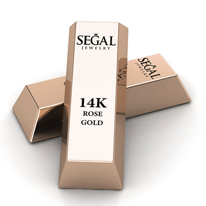 Segal Jewelry Red Gold
