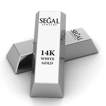 Segal Jewelry White Gold