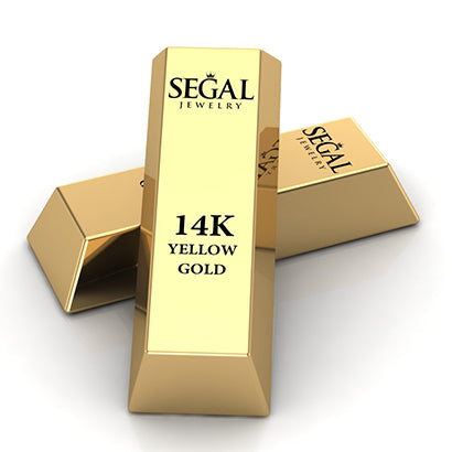 Segal Jewelry Yellow Gold