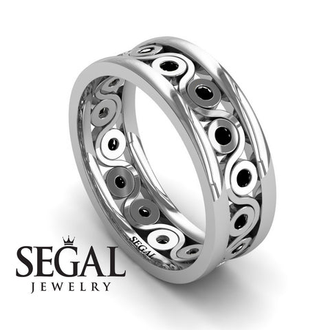 Yin Yang Wedding band- Leanna no. 12