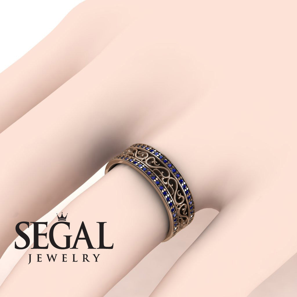 The Queen\'s Ring- Emily no. 8 – Segal Jewelry