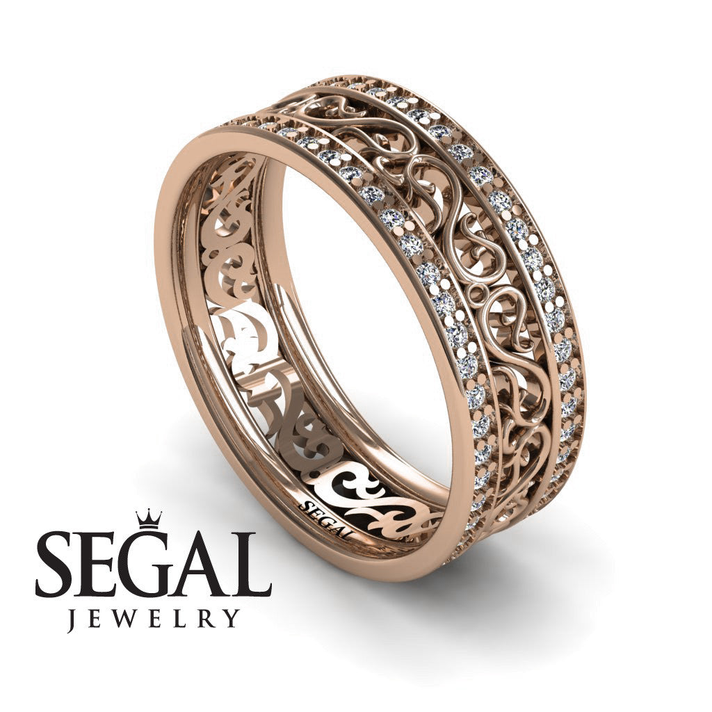 The Queen S Ring 20 Year Anniversary Ring Emily No 2 Segal