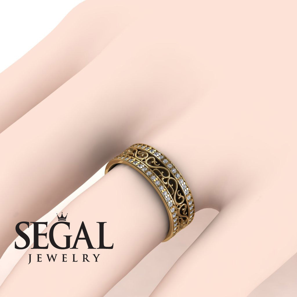 The Queen\'s Ring- Emily no. 1 – Segal Jewelry