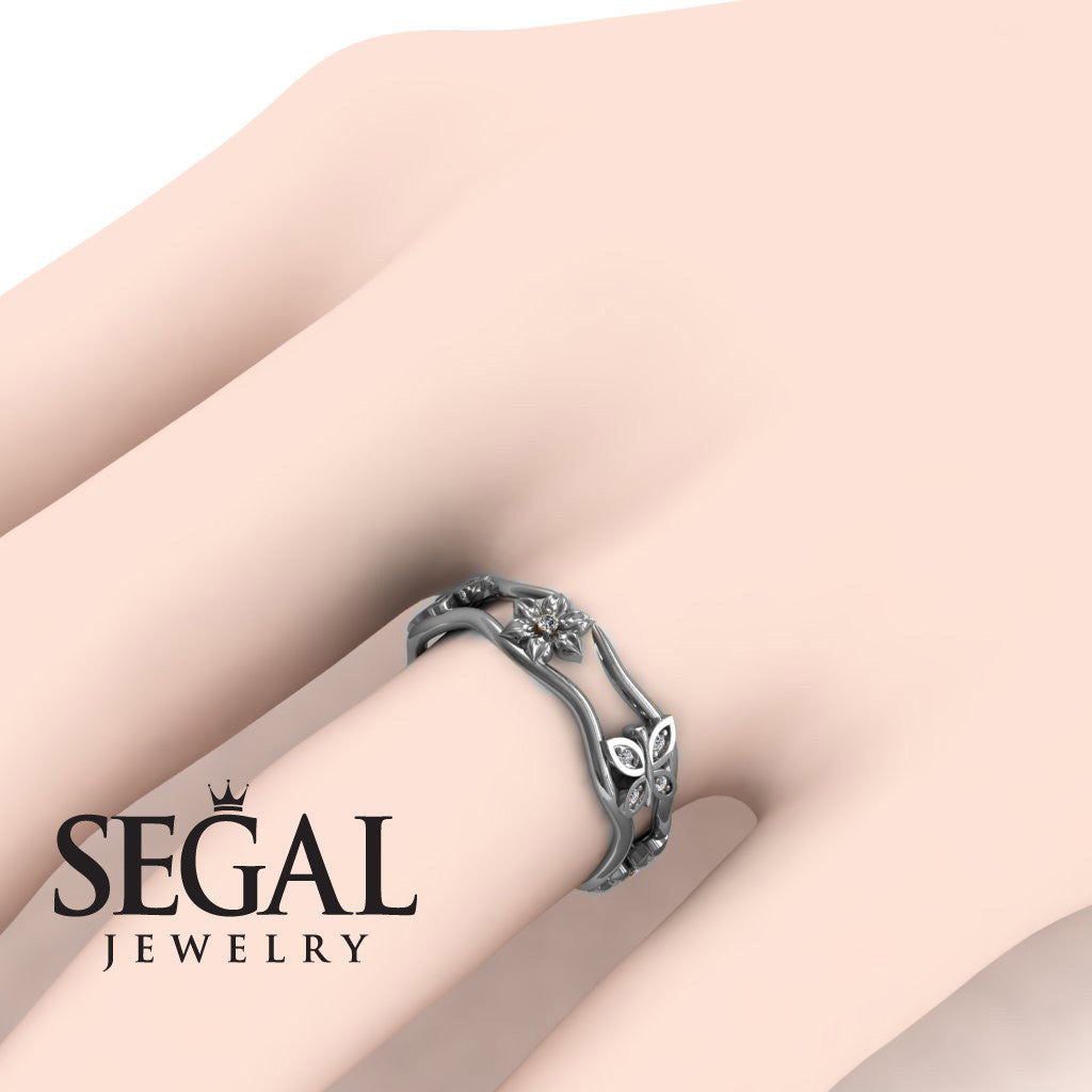 The chase of the butterfly- Maya no. 3 – Segal Jewelry