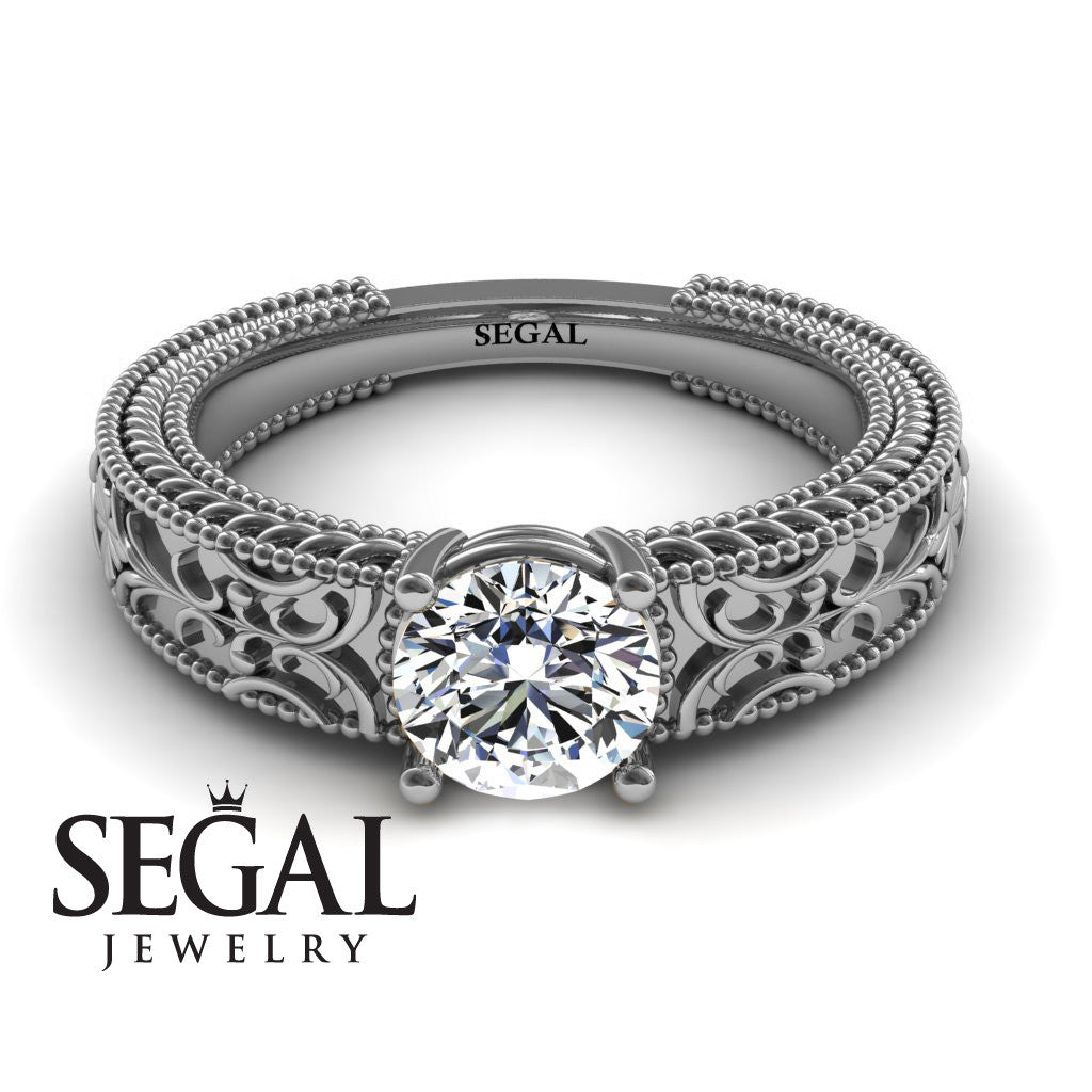 The Clear Opera Diamond Ring- Brooklyn no. 3