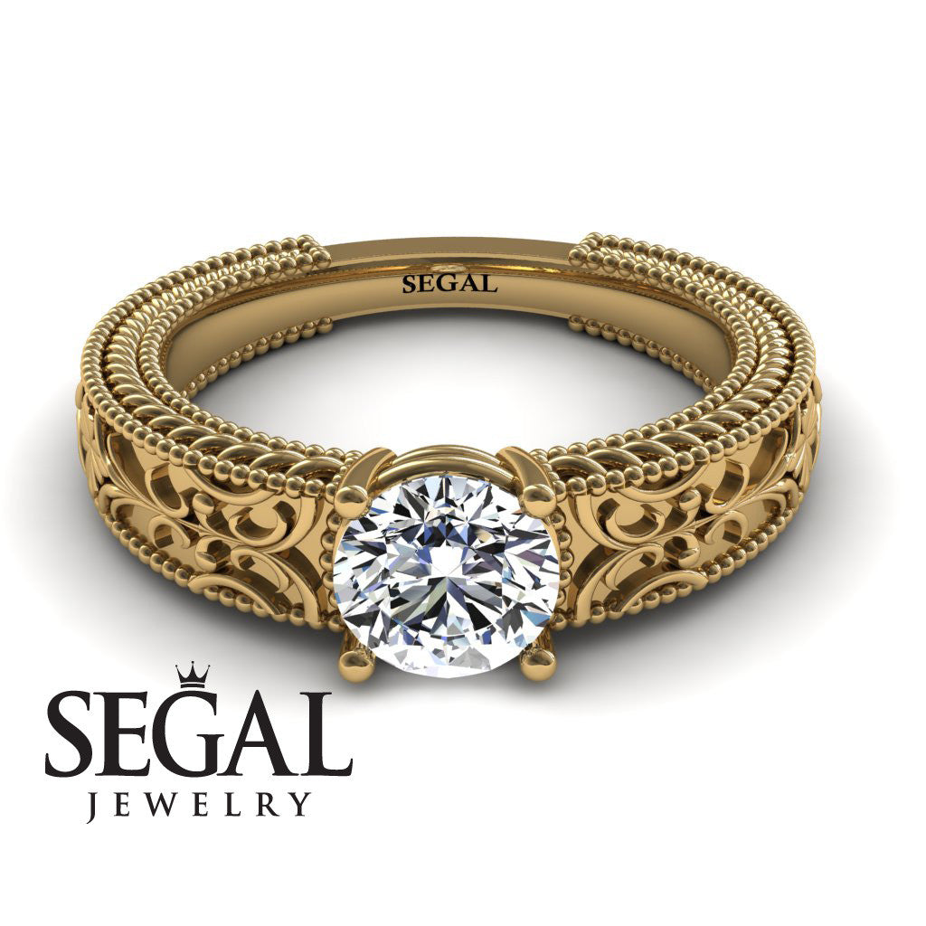 The Clear Opera Diamond Ring- Brooklyn no. 1