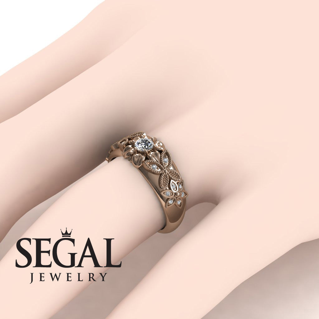 The Butterfly Petals - Isabella no. 2 – Segal Jewelry