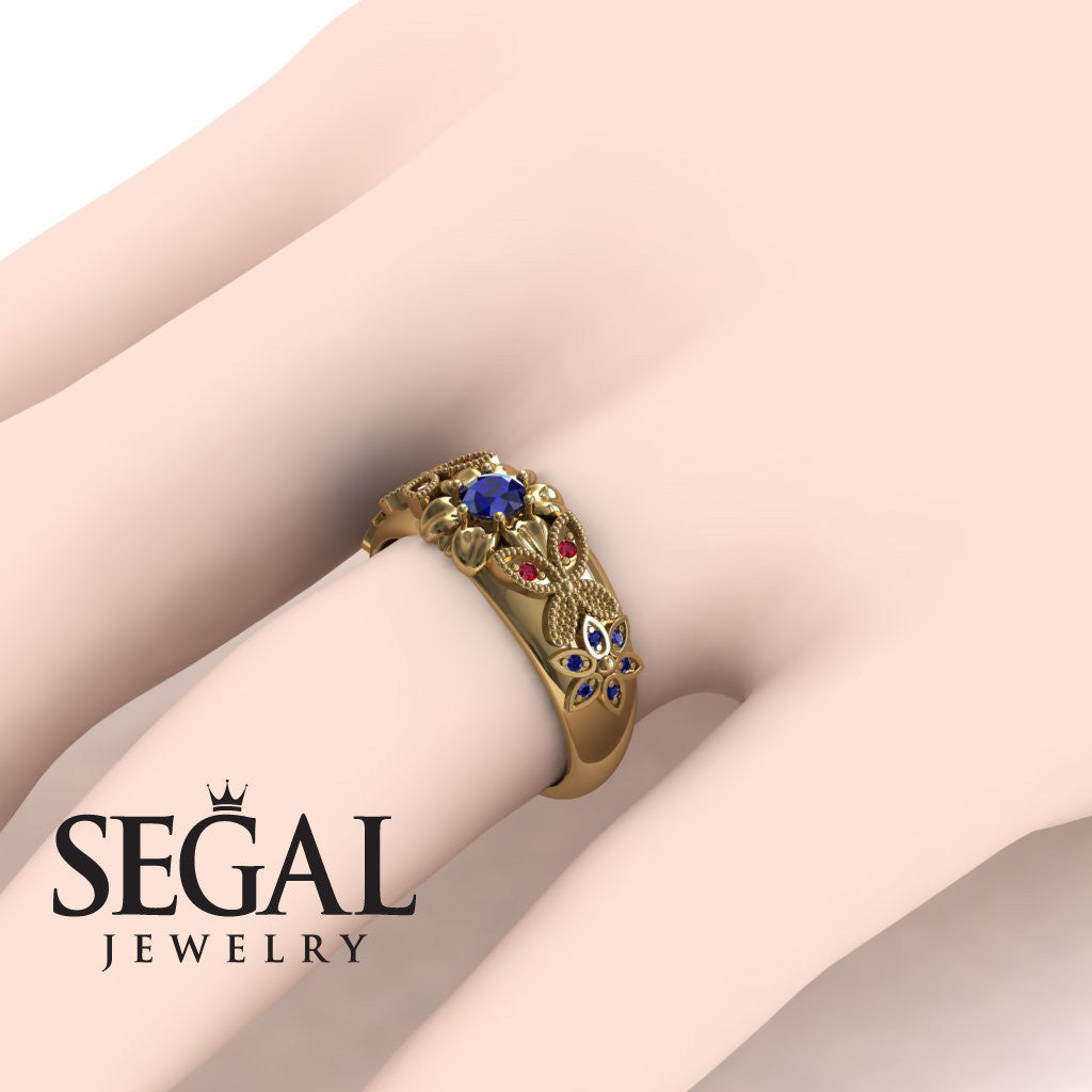 The Butterfly Petals - Isabella no. 10 – Segal Jewelry