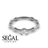 Designer Classic Engagement Ring - Charlotte no. 3