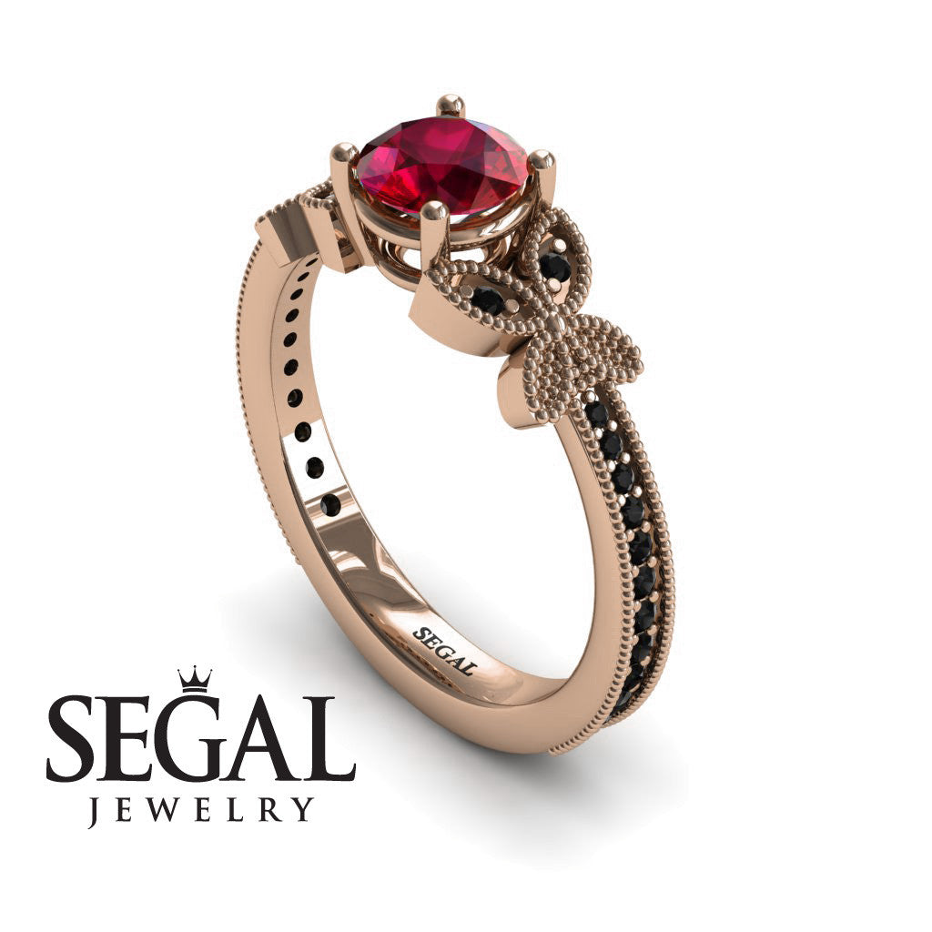 gold image rings ring sabo royalty rose thomas stone red