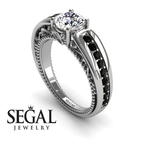 Stairway to Heaven Diamond Ring- Gabriella noº 6