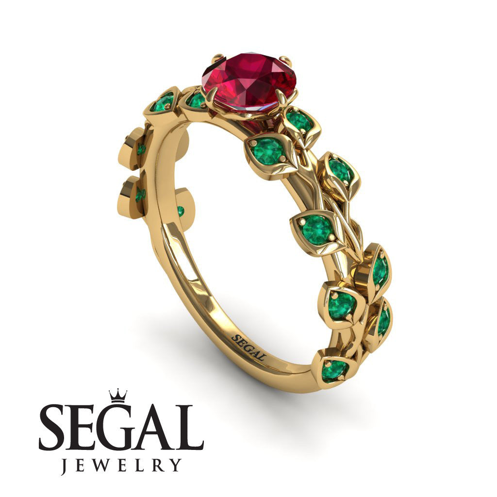 red yellow jewellery jewelers ctw gold ruby ring samuels