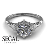 Antique Vintage Engagement Ring - Reagan no. 3