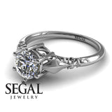 Antique Victorian Engagement Ring - Reagan no. 3