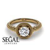 The Vintage Bling Diamond Ring- Penelope no. 1
