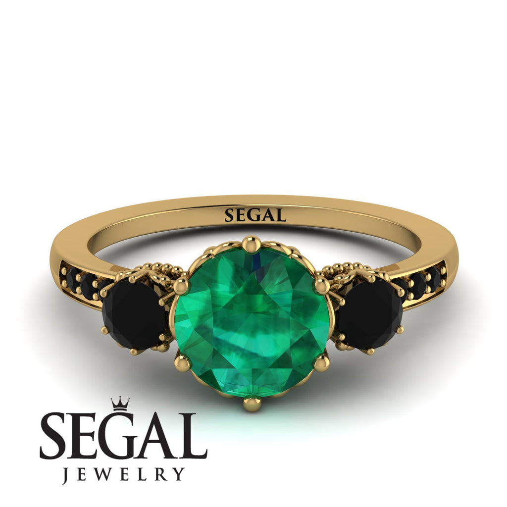 Vintage_3_Stones_Emerald_Ring_With_Micro_Pave_3.jpg