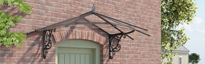 Palram Lily™ Door Awning - Awnings Canada
