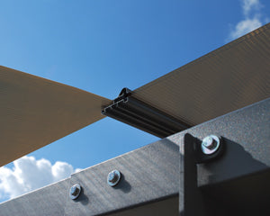Arcadia Sliding Panels - Awnings Canada