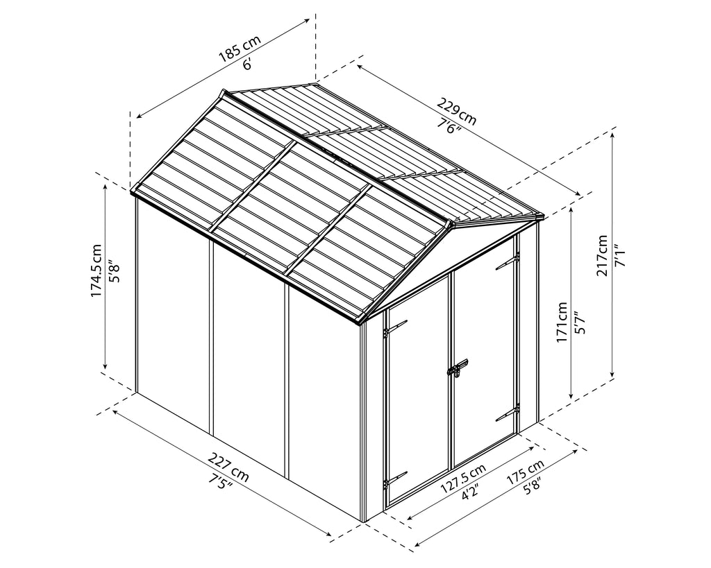 awnings canada rubicon 6x8 dimensions