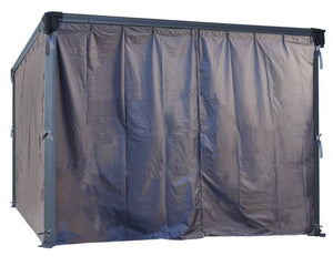 Palram Milano™ Gazebo Curtain set - Awnings-Canada