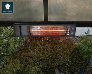 Palram Carbon Fiber IR Outdoor Heater - Awnings-Canada