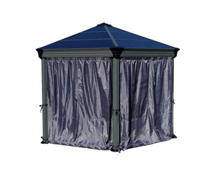 Palram Roma™ Gazebo Curtain set - Awnings-Canada