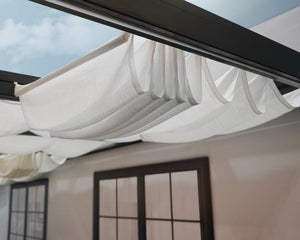 Palram Stockholm™ 3481 Patio Cover 11' x 26' - Awnings-Canada