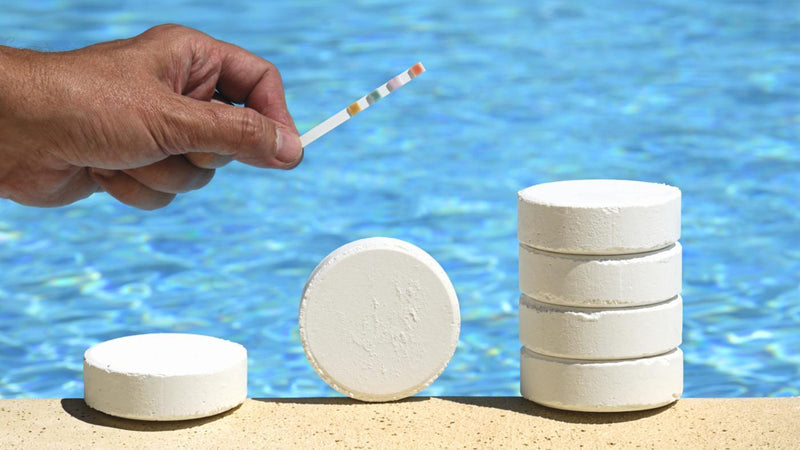 pool chlorine tablets perth