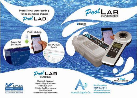 Pool Lab Test Kit