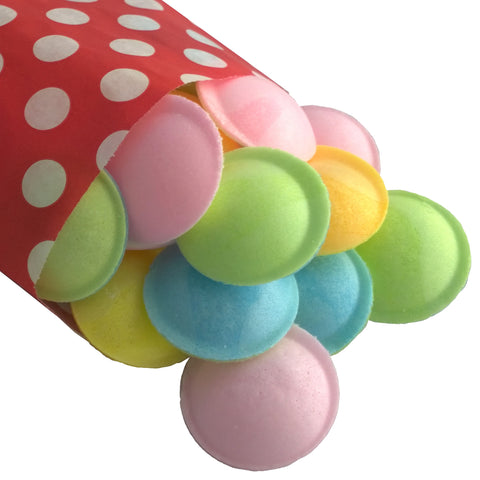 Flying Saucers - Strawberry Laces Sweet Shop
