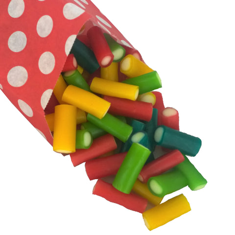 Fruit Pencils - Strawberry Laces Sweet Shop