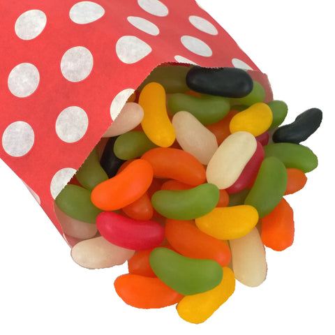 Jelly Beans - Strawberry Laces Sweet Shop