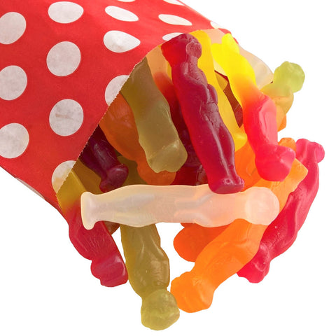 Jelly Meerkats - Strawberry Laces Sweet Shop