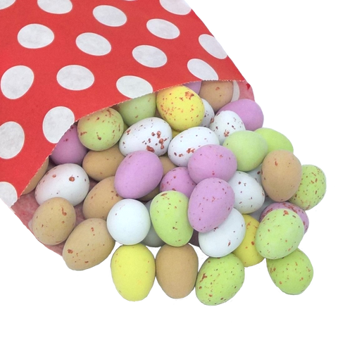 Milk Chocolate Mini Eggs - Strawberry Laces Sweet Shop