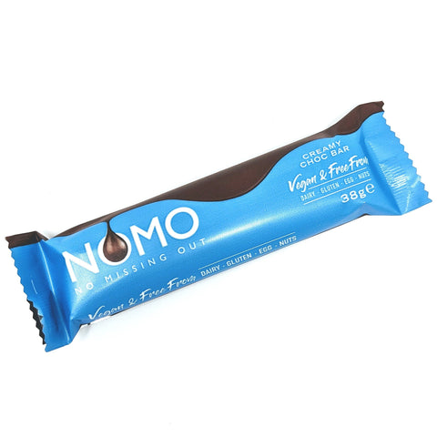 NOMO - Vegan Chocolate Bar 38g