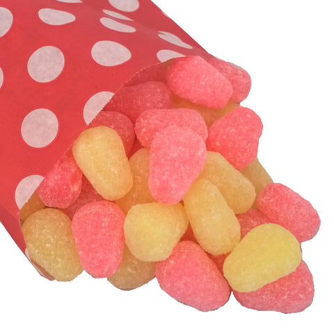 Pear Drops - Strawberry Laces Sweet Shop