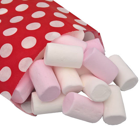 Sugar Free Marshmallows - Strawberry Laces Sweet Shop