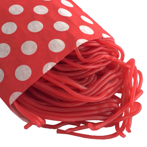 Strawberry Laces - Strawberry Laces Sweet Shop