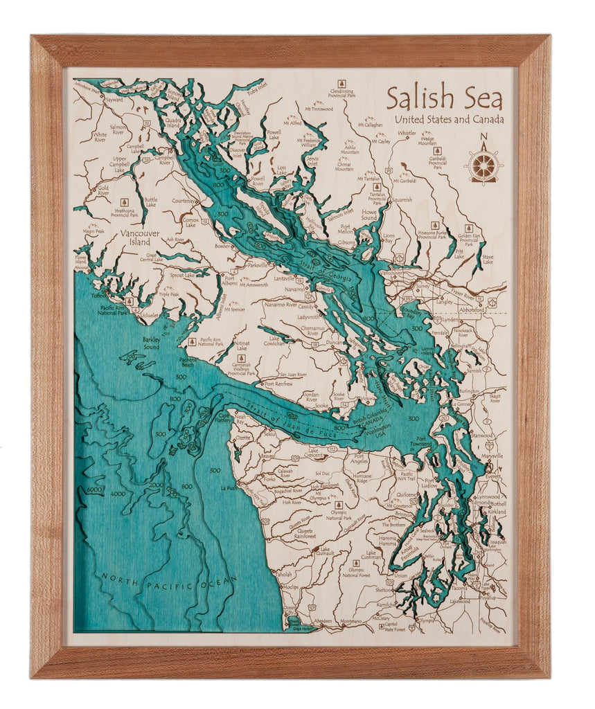 3D Laser Carved Depth Map 24 x 30 in (Frame Options Available) on maps in text, maps in art, maps in home, maps in paintings, maps in paper, maps in wood,