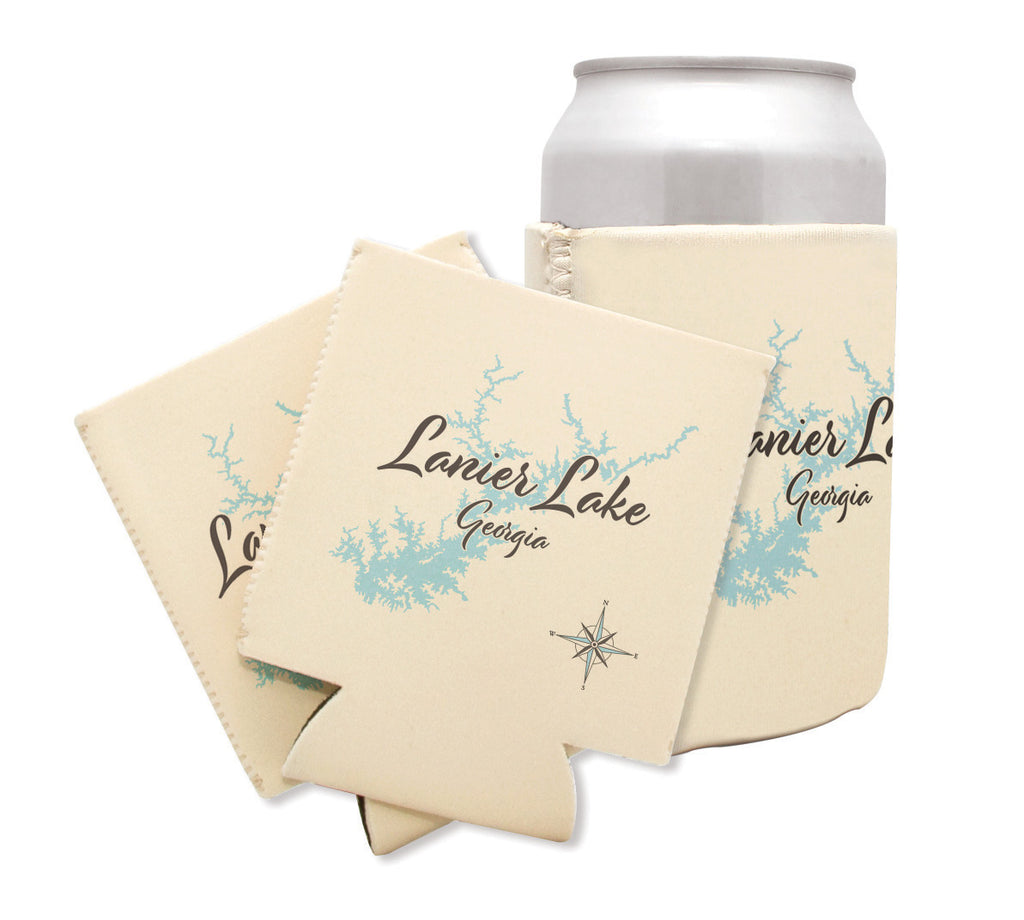 LS - Lake Can Cooler Set of 6